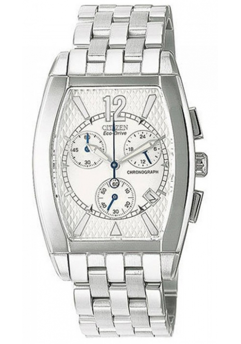 Citizen San Remo Chronograph Date Stainless Steel
