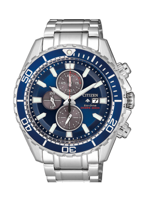 CITIZEN CA0710-82L Eco-drive Chronograph Stainless Steel Bracelet