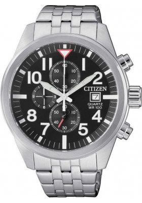 CITIZEN AN3620-51E Quartz Stainless Steel Bracelet