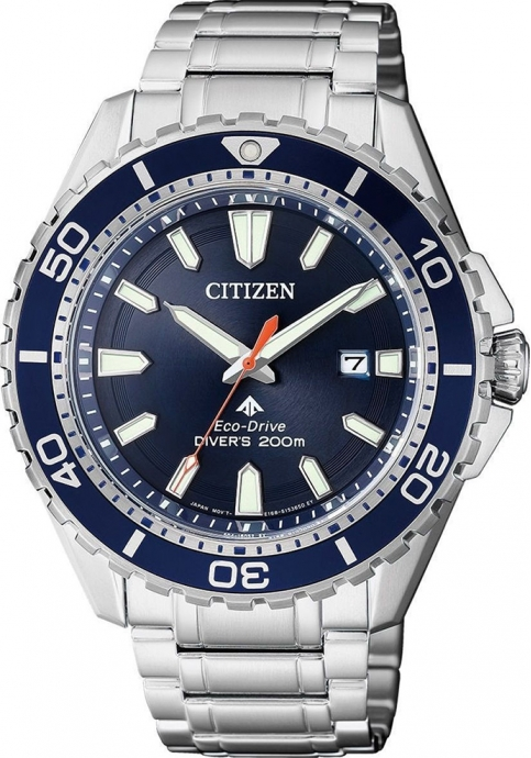 CITIZEN Eco-Drive Promaster Stainless Steel Bracelet BN0191-80L