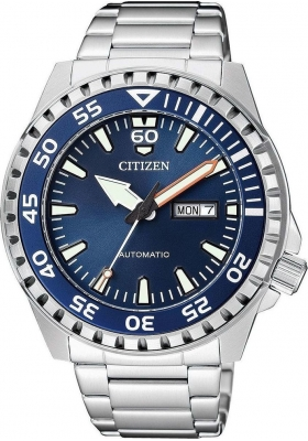 CITIZEN Promaster Marine Automatic Stainless Steel Bracelet