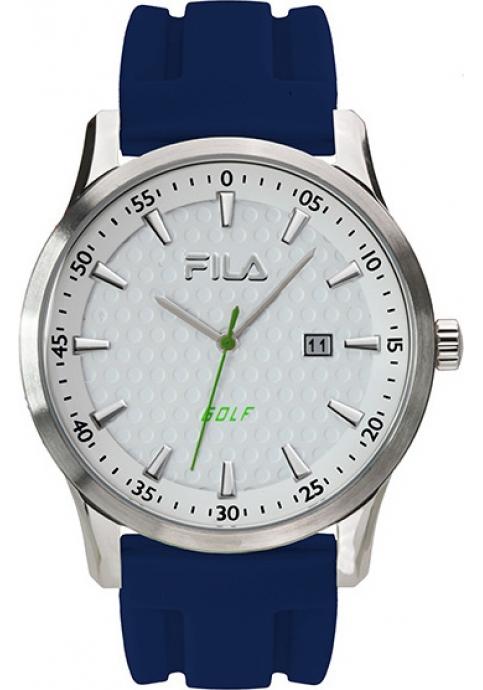FILA Blue Rubber Strap 38-154-002