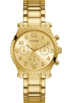 GUESS Gold Stainless Steel Bracelet GW0035L2
