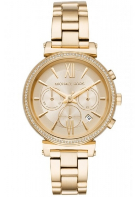 Michael Kors Sofie Ladies Chrono Watch MK6559