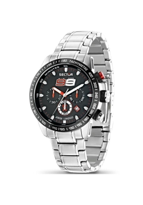 Sector Chrono Racing 850 Stainless Steel Bracelet R3273975003