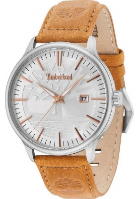 Timberland Edgemont 15260JS-04 Brown Leather Strap