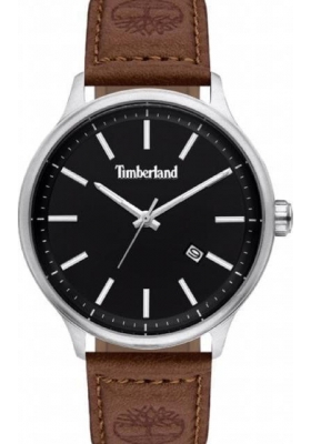 TIMBERLAND Allendale Brown Leather Strap 15638JS.02