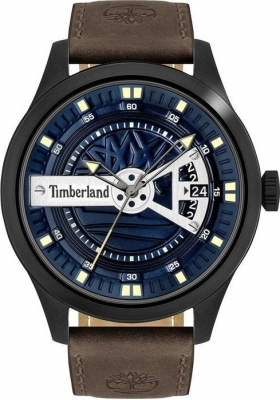 TIMBERLAND Northbridge Brown Leather Strap 15930JSB-03