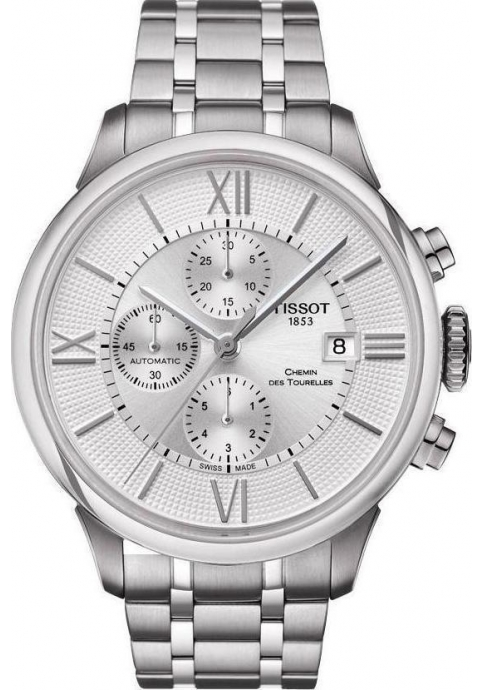 Tissot Chemin des Tourelles Mens Automatic Watch T099.427.11.038.00