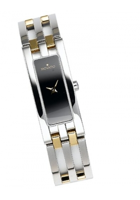 MOVADO Esperanza Quartz Golden Plated Stainless Steel