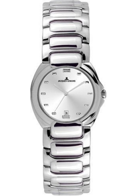 Jacques Lemans Women's Quartz Watch with Metal Strap