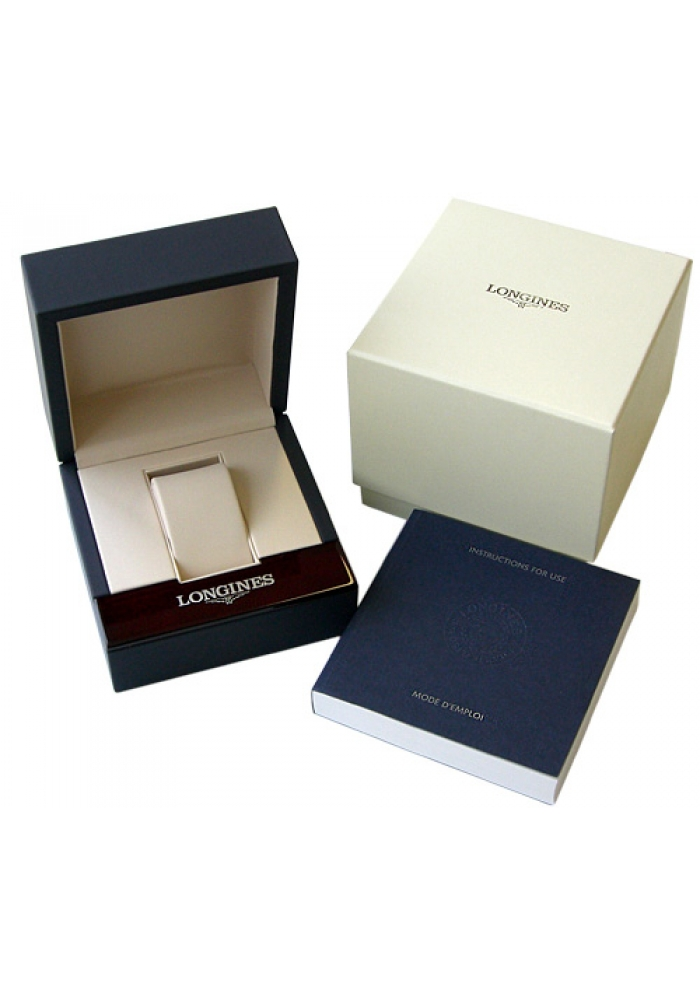 LONGINES LADY'S CONQUEST TWO TONE 18K WATCH