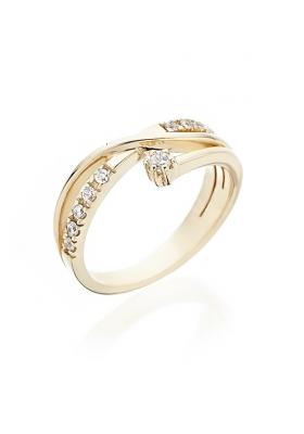 Δαχτυλίδι 14Κ Xρυσό με Ζιργκόν