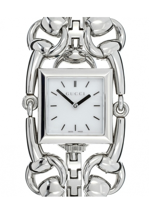 GUCCI Signoria Collection Stainless Stee