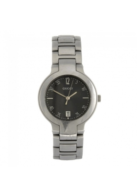 GUCCI Stainless Steel Grey Dial