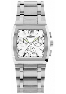 Jacques Lemans Geneve Gents Watch Animus