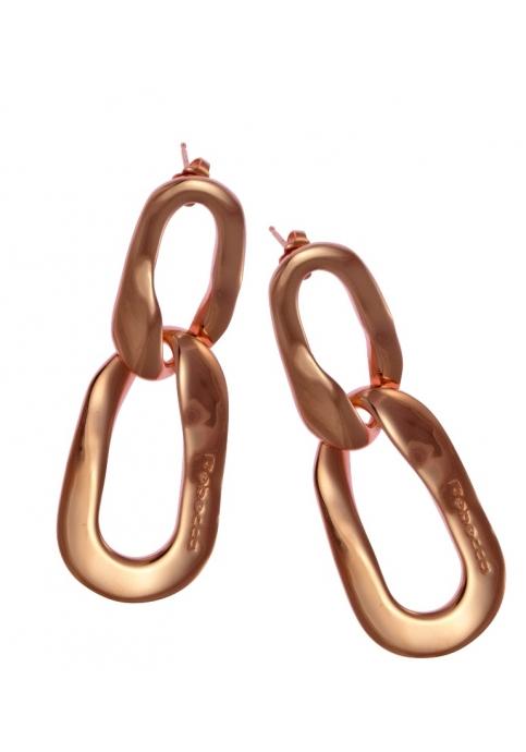 REBECCA Σκουλαρίκια CHARME από ανοξείδωτο ατσάλι
