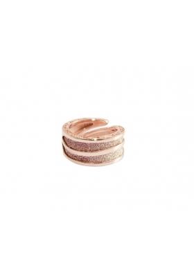 REBECCA Δαχτυλίδι από ανοξείδωτο ατσάλι