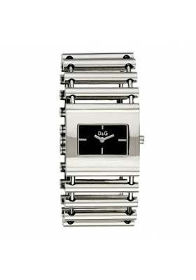 D&G Gate Black Dial Ladies Watch