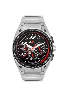 Jacques Lemans F1 Mens Stainless Steel Watch F5011F
