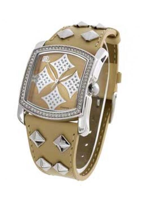 Jennifer Lopez Copper Square Watch