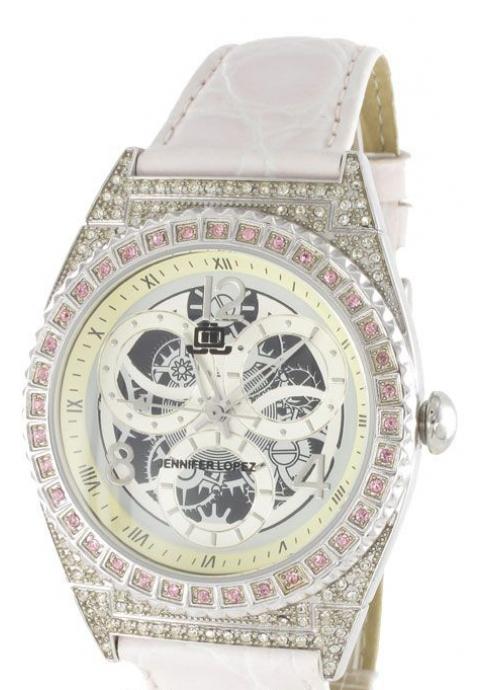 Jennifer Lopez Crystal Watch