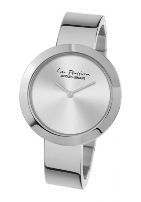 Jacques Lemans La Passion Three Hands Stainless Steel Bracelet