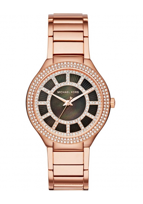 Michael Kors Kerry Rose Gold Stainless Steel Bracelet