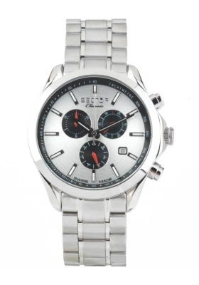 SECTOR CLASSIC Multifunction Stainless Steel Bracelet