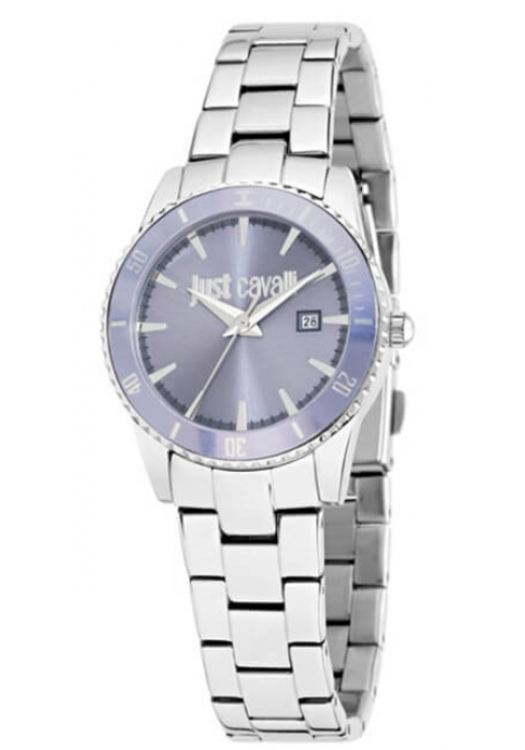 Just CAVALLI Just In Time Stainless Steel Bracelet