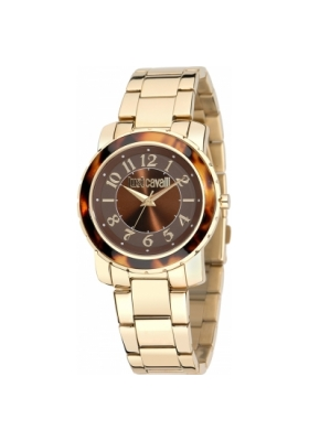 Just CAVALLI Feel Gold Stainless Steel Bracelet