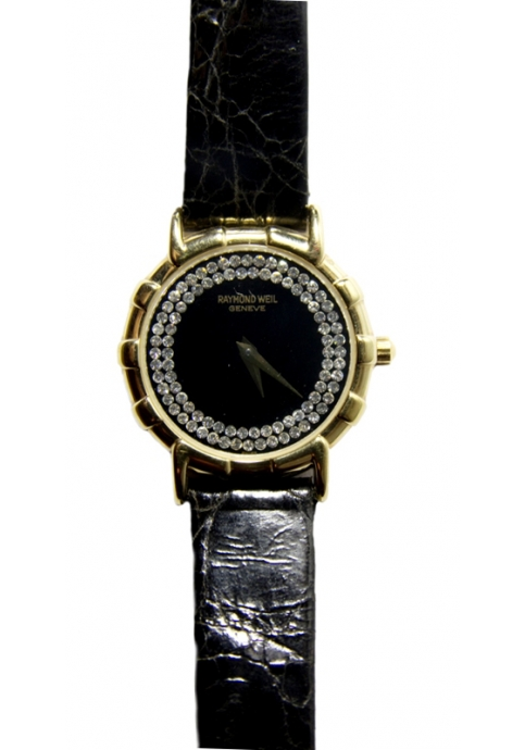 Raymond Weil Diamond 18K ladies watch