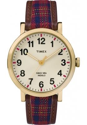 TIMEX Originals Multicolor Leather Strap