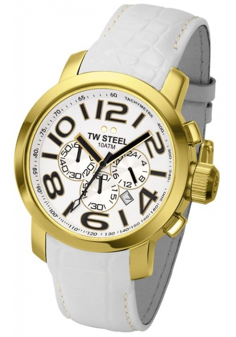 TW STEEL Canteen Style Chronograph TW55