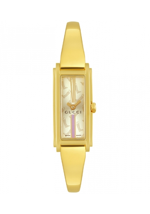 GUCCI Gold Plated SS