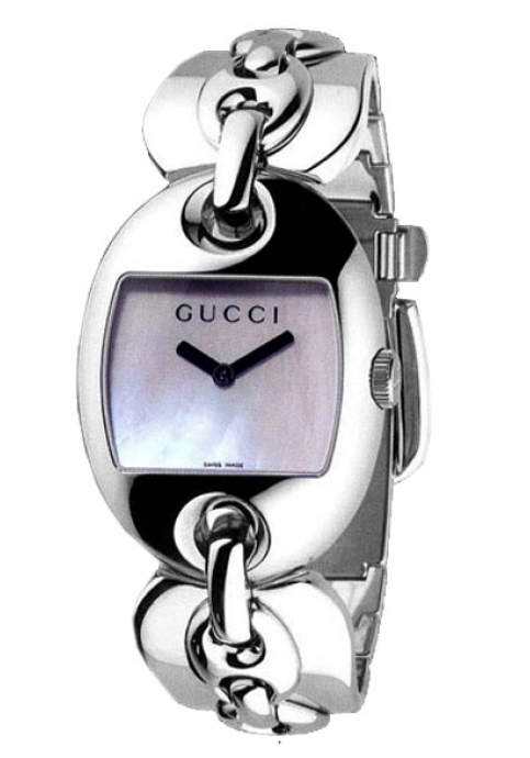 Gucci Lady Marina Chain Stainless Steel Bracelet